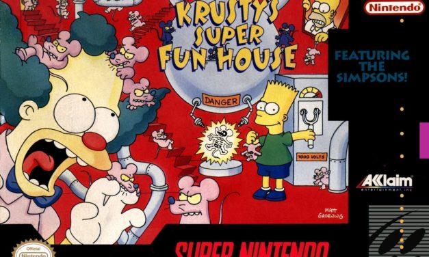 [RETRO-ANÀLISI]: Krusty's Super Fun House (SNES)