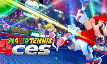 [NOTA DE PREMSA] Torneig Mario Tennis Aces (Nintendo Switch)