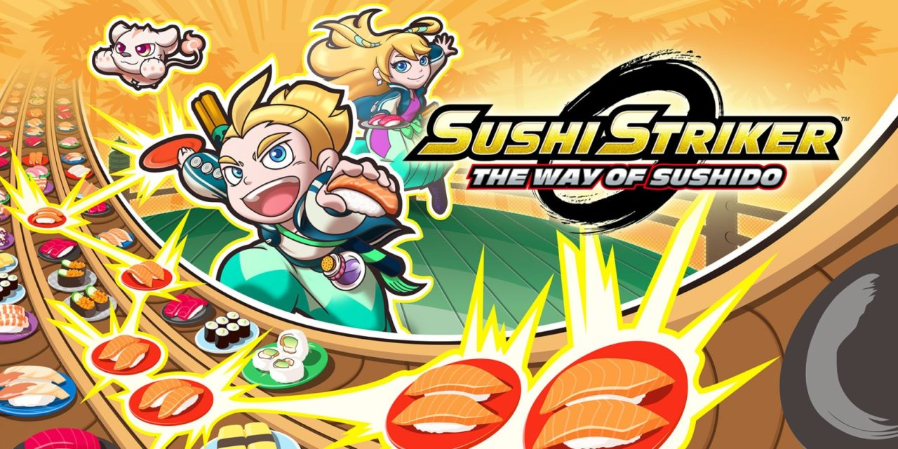 [NOTA DE PREMSA] Sushi Striker: The Way of Sushido (Switch, 3DS)