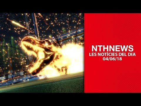 NTHNew: Les notícies del dia (4/06/2018) #Youtuberscatalans-Resum noticies del cap de setmana