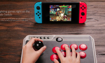 [ANÀLISI] N30 8Bitdo Arcade Stick for Switch & More