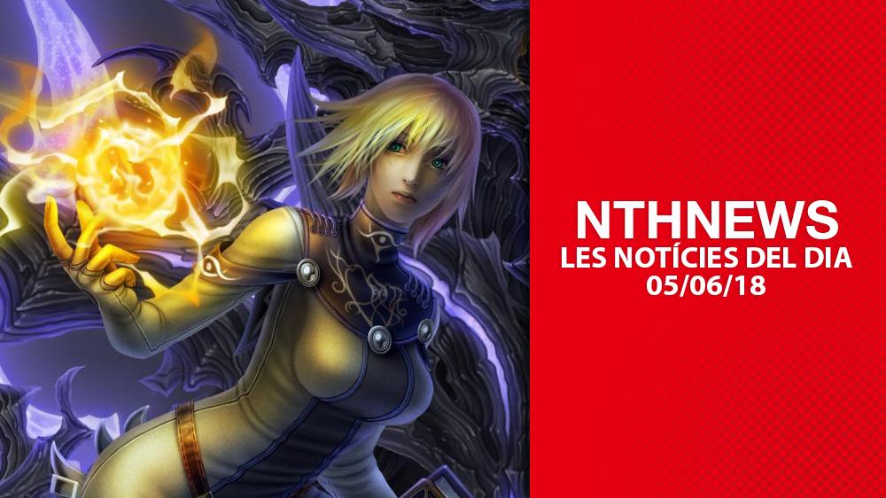 NTHNews: les notícies del dia (09/06/2018)