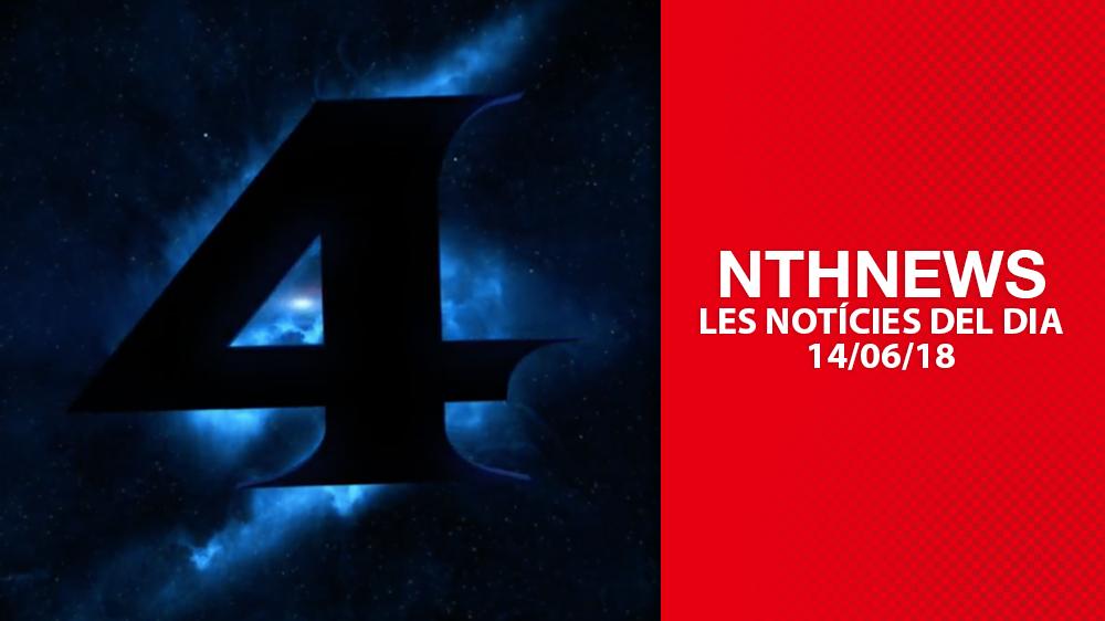 NTHNews: Les notícies del dia (14/06/2018)
