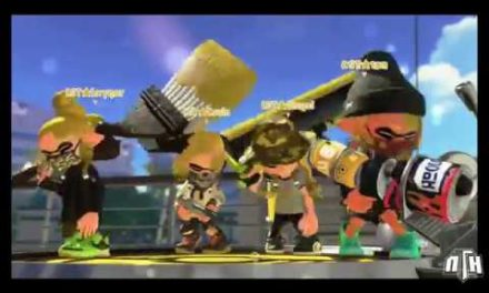 NTH SPORT: Splatoon competitiu: 4 Jornada de la INK league NTH VS LST