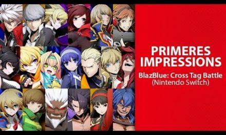 BlazBlue: Cross Tag Battle/ Primeres Impressions per a Nintendo Switch #youtuberscatalans