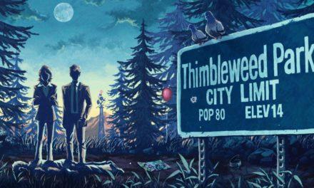 [NTH UNBOXING] Edició Limitada Thimbleweed Park (Limited Run Games)