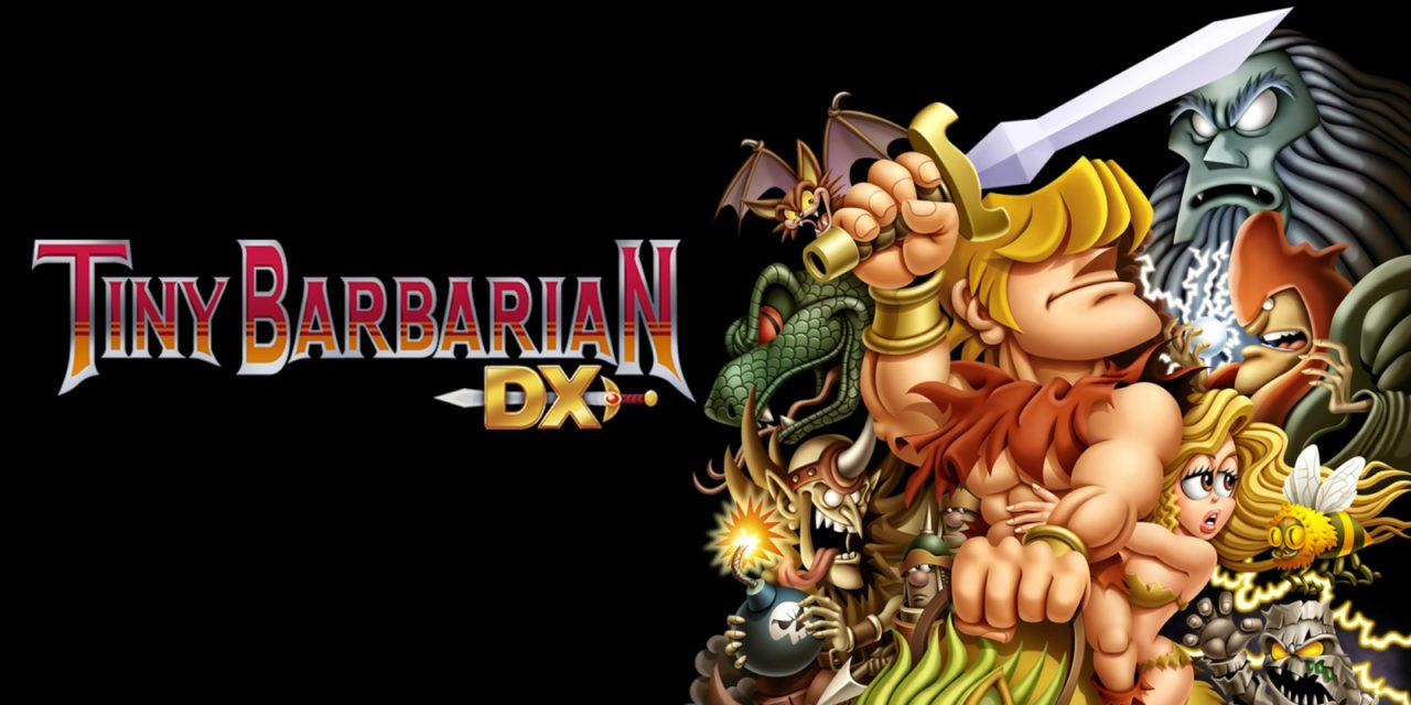 [NTH UNBOXING] Tiny Barbarian DX (Nintendo Switch)