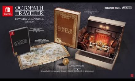 "[NINTENHYPECAT] ""Unboxing"" Project Octopath Traveler (Compendium Edition) per a Nintendo Switch"