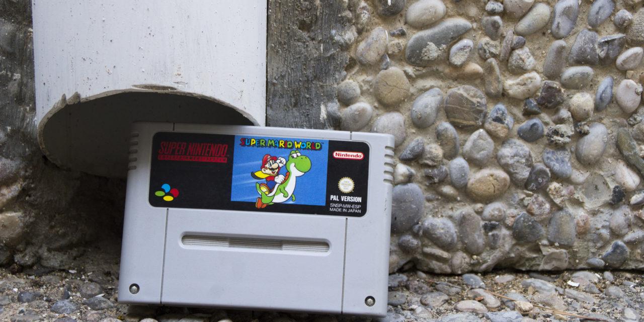 [ANÀLISI] Super Mario World (SNES)