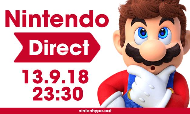 [NTH] Resum Nintendo Direct 14/09/2018