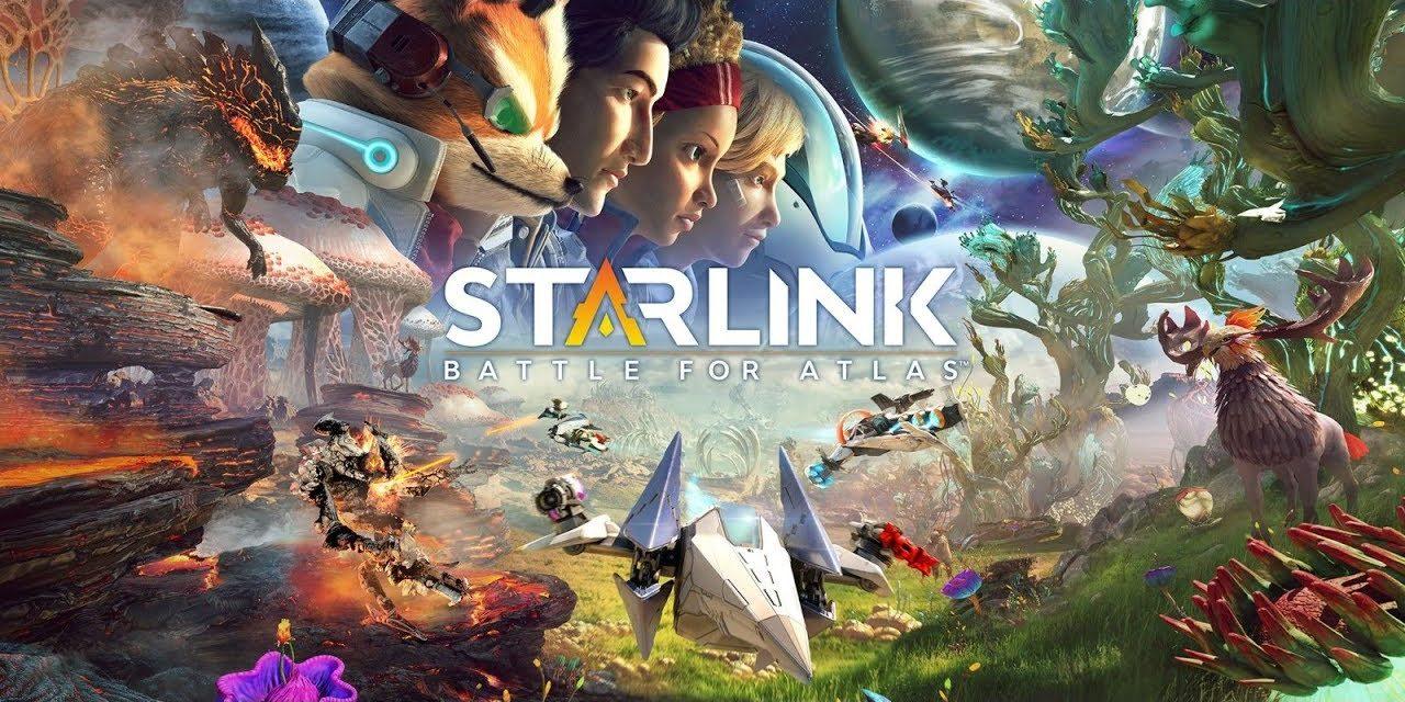 [PRIMERES IMPRESSIONS] Starlink: Battle for Atlas (Nintendo Switch)