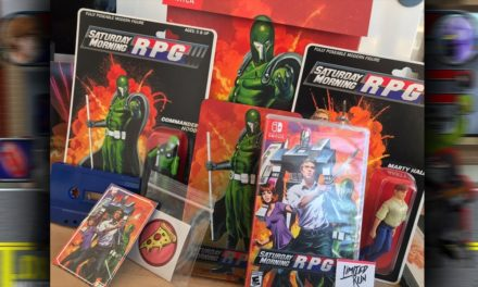 [NTH UNBOXING] [NTH UNBOXING] Edició Especial Saturday Morning RPG (Limited Run Games)