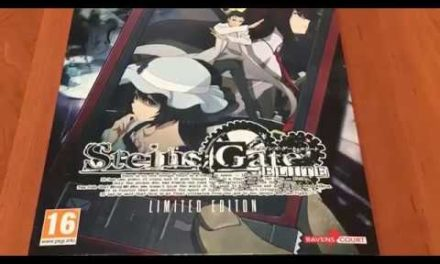 [NTH UNBOXING] Steins Gate Elite: Limited Edition (Nintendo Switch)