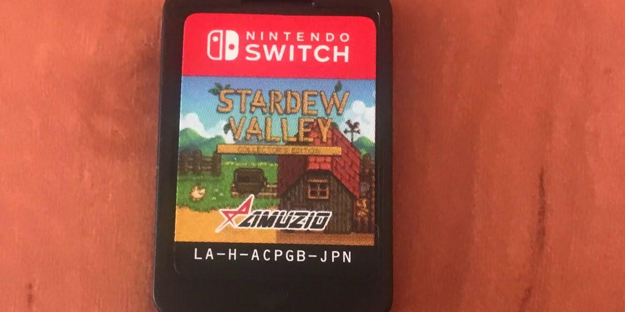[NTH UNBOXING] Edició especial Stardew Valley (Nintendo Switch)