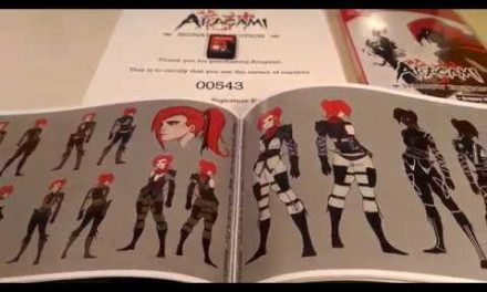 [NTH UNBOXING] Aragami – Signature Edition (Nintendo Switch)