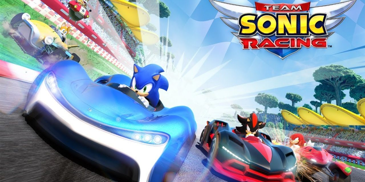 [PRIMERES IMPRESSIONS] Team Sonic Racing (Nintendo Switch)