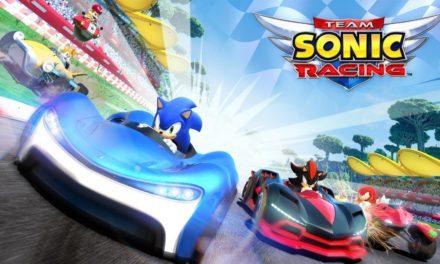 [PRIMERES IMPRESSIONS] Team Sonic Racing (Nintendo Switch)