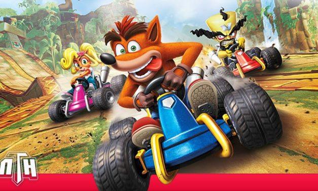 [PRIMERES IMPRESSIONS] Crash Team Racing: Nitro Fueled (Nintendo Switch)