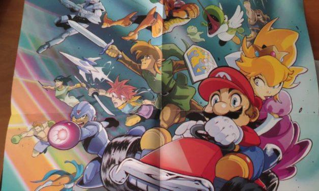 """[NTH UNBOXING] Super Nintendo Legends (Edició """"El cervell de la bèstia"""")"""