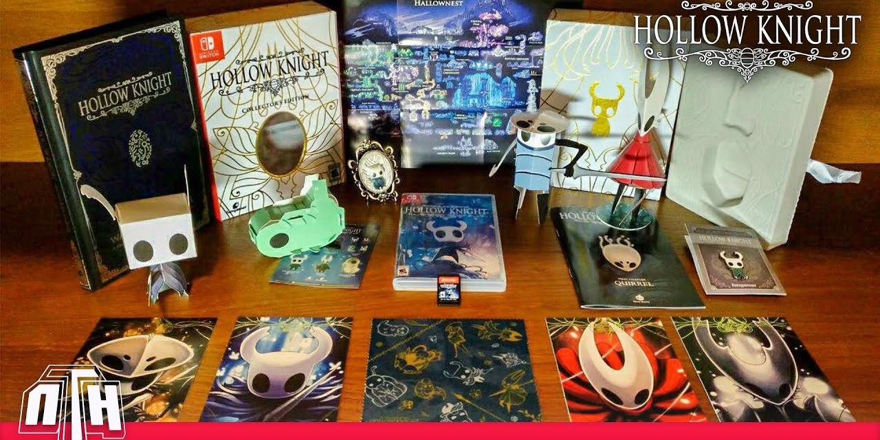 [NTH Unboxing] Hollow Knight: Edició Especial Fangamer (Nintendo Switch)