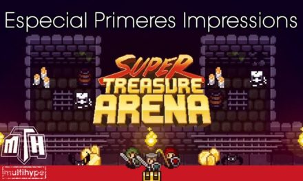 [MULTIHYPE / PRIMERES IMPRESIONS] Super Treasure Arena (Nintendo Switch)