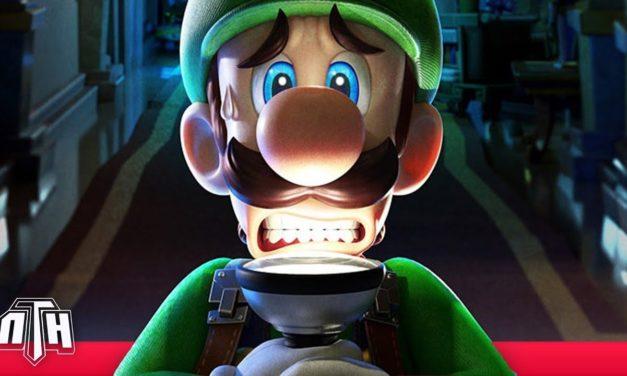 [PRIMERES IMPRESSIONS] Luigi's Mansion 3 (Nintendo Switch)