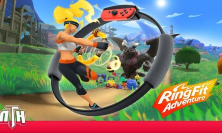 [NTH UNBOXING] Ring Fit Adventure (Nintendo Switch)
