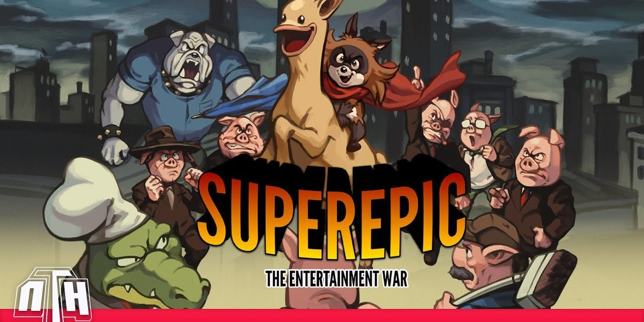 [PRIMERES IMPRESSIONS] Superepic: The Entertainment War (Nintendo Switch)