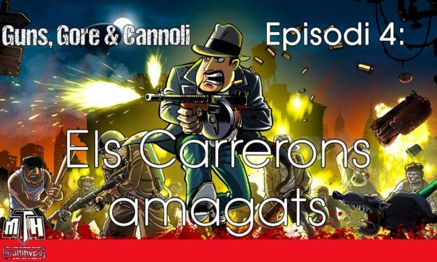 [MULTIHYPE] Guns, Gore & Cannoli (Episodi 4: Els carrerons amagats)