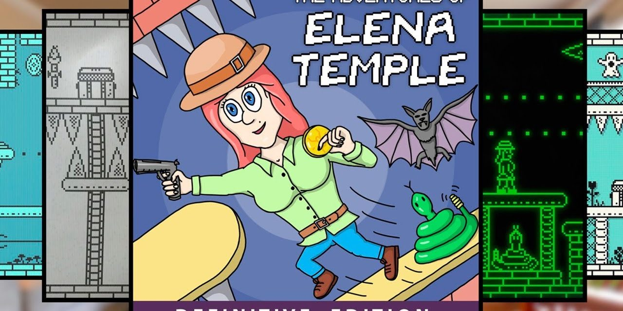 [NTH GAMEPLAY] The Adventures of Elena Temple (Nintendo Switch) – DIRECTE –