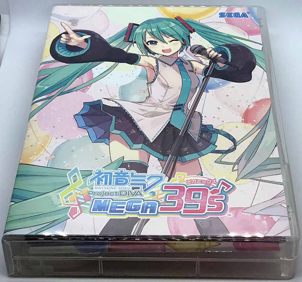 Project DIVA Unboxing 3