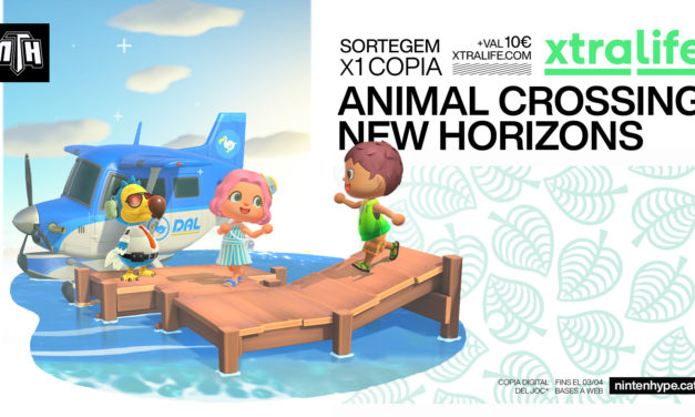 [SORTEIG] Animal Crossing + Val descompte (xtralife x NTH)