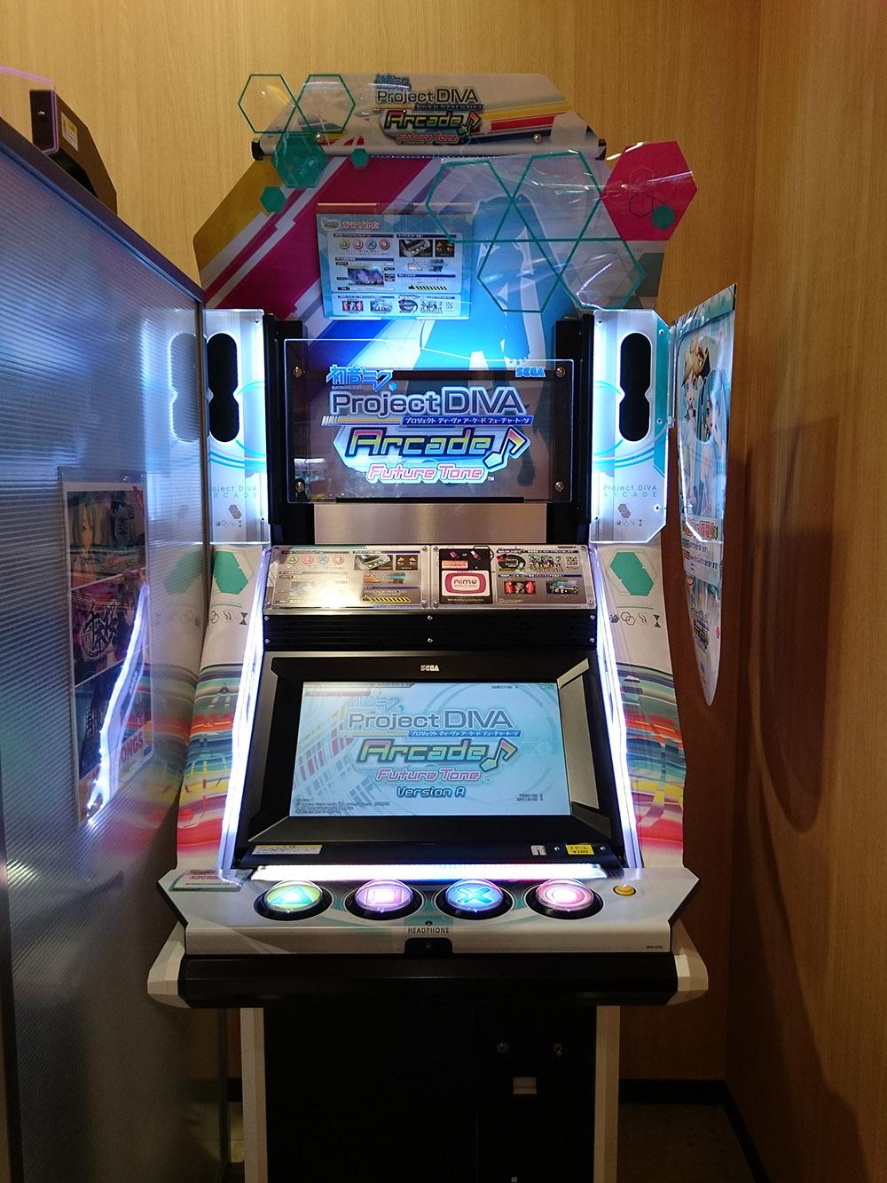 Project DIVA Arcade