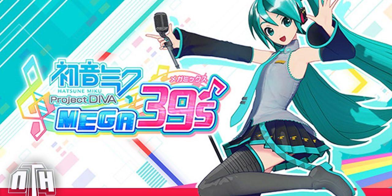 [GAMEPLAY] Hatsune Miku Mega39's (Nintendo Switch)
