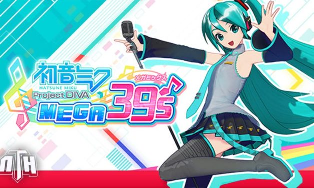 [GAMEPLAY] Hatsune Miku Mega39's (Nintendo Switch)