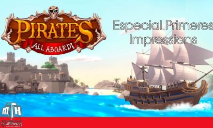 [MULTIHYPE / PRIMERES IMPRESIONS] Pirates All Aboard! (Nintendo Switch)