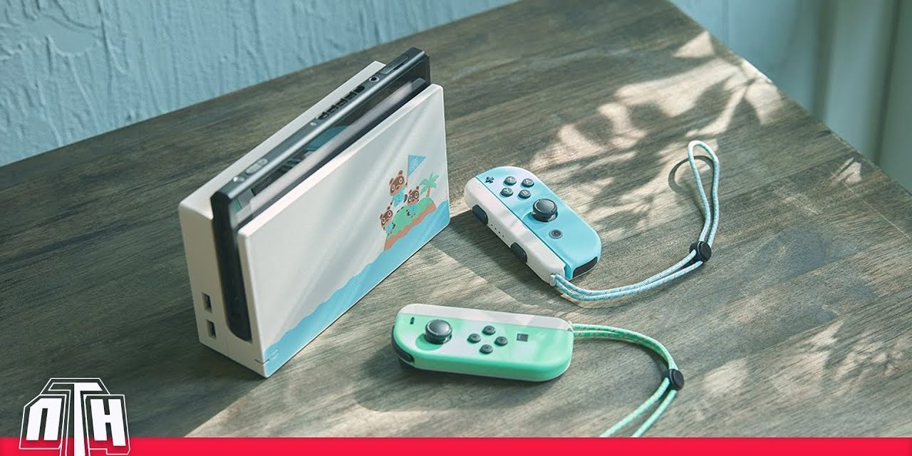 [NTH UNBOXING] Nintendo Switch edició Animal Crossing: New Horizons