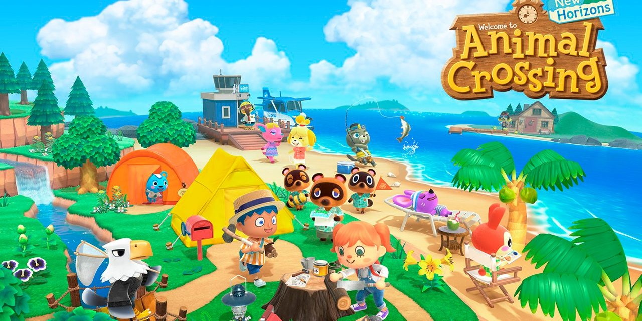[ESTRENA] Animal Crossing: New Horizons (Nintendo Switch)