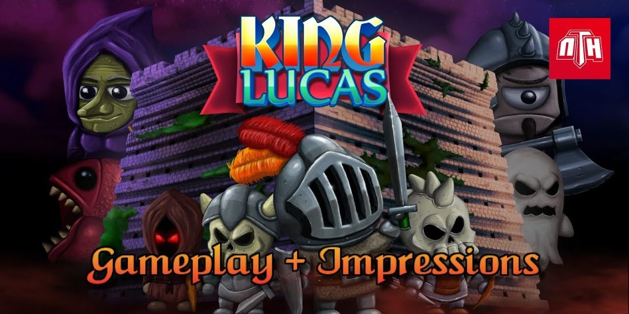 [PRIMERES IMPRESSIONS] King Lucas (Nintendo Switch)