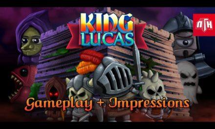 [PRIMERES IMPRESSIONS] King Lucas (Nintendo Switch)