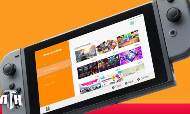 [NTH] Ofertes de primavera de la Nintendo eShop (Nintendo Switch)