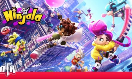 [NTH GAMEPLAY] Beta Oberta de Ninjala (Nintendo Switch)
