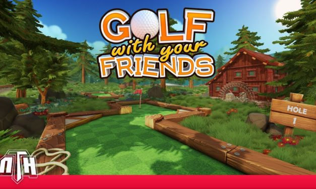 [NTH GAMEPLAY] Golf With Your Friends (Nintendo Switch)