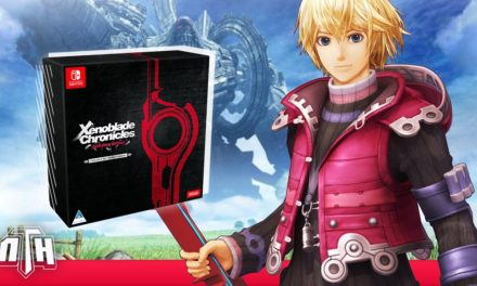 [UNBOXING] Xenoblade Chronicles – Definitive Edition Collector's Set (Nintendo Switch)