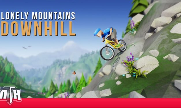 [PRIMERES IMPRESSIONS] Lonely Mountains: Downhill (Nintendo Switch)