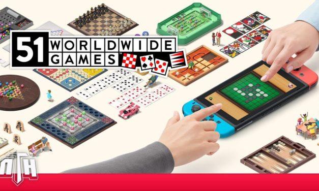 [NTH GAMEPLAY] 51 Worldwide Games (Nintendo Switch)