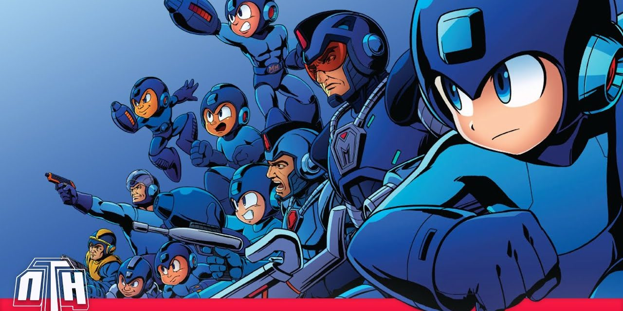 [NTH Unboxing] Mega Man 5-in-1 Collection (Nintendo Switch)