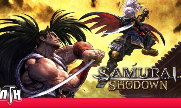 [NTH UNBOXING] Samurai Shodown (Nintendo Switch)