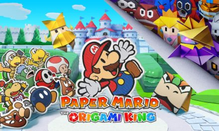[ESTRENA] Paper Mario: The Origami King (Nintendo Switch)