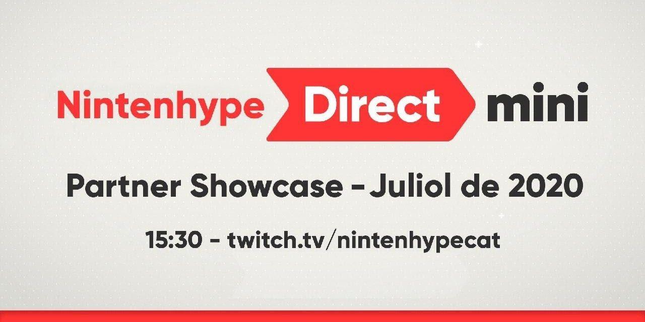 [NTH DIRECT] Nintendo Direct Mini: Partner Showcase (Nintendo Switch)